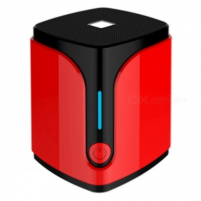 KELIMA S9 Mini Bluetooth Wireless Subwoofer Speaker - Red