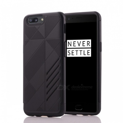 Mini Smile Dual Layer PC TPU Protective Combined Case for Oneplus 5