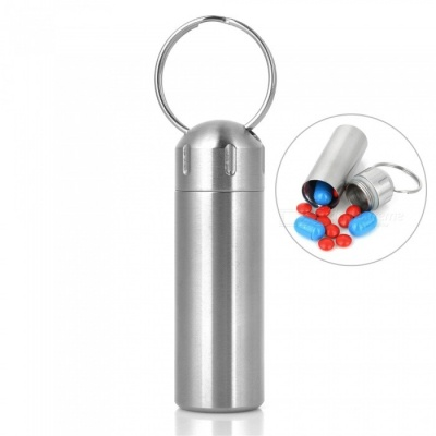 FURA Outdoor Stainless Steel Waterproof Container - Silver