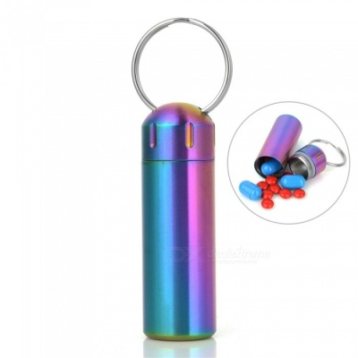 FURA Outdoor Stainless Steel Waterproof Container - Colorful