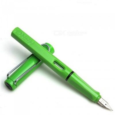 359 Different Nibs Calligraphy Pen Set for Student - Green