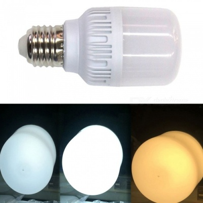 E27 2835SMD 20-LED 10W 792LM Three-Color Dimming LED Bulb