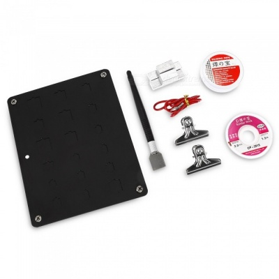 AS-51 9-Piece Mobile Phone Hardware Maintenance Platform Kit