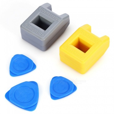 AS-58 Magnetizers with Triangular Pieces for Screwdriver