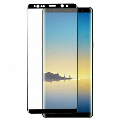 Naxtop Tempered Glass Screen Protector for Samsung Galaxy Note8 -Black