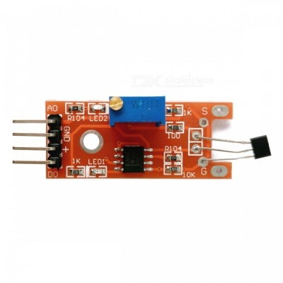 KY-024 Linear Magnetic Hall Sensor for Arduino