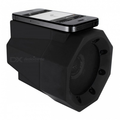 KELIMA Resonance Sensor Speaker Boombox - Black