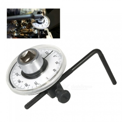 Adjustable Drive Torque Angle Gauge Meter, Angle Rotation Measure Tool