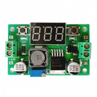 LM2596S DC-DC High Power Regulator Buck Digital Display Power Module