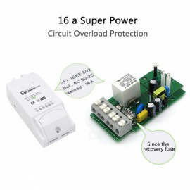Sonoff Pow Wi-Fi Wireless Switch ON/Off 16A with Power Consumption