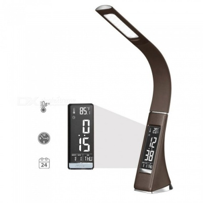 YouOKLight LED Dimming Touch Control 3-Mode Desk Lamp (EU Plug)