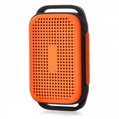Mini Portable Bluetooth Speaker with Running Arm Belt - Black