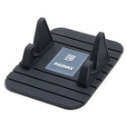 REMAX Universal Soft Silicone Stand Holder for Cellphone - Black