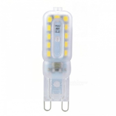 SZFC G9 5W 220V 22-SMD2835 White 6000K LED Lamp Bulb