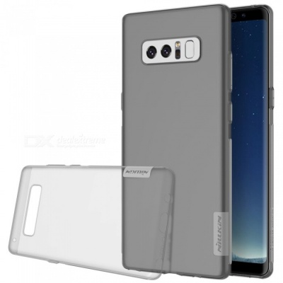 Nillkin Soft TPU Protectiv Cover Case for Samsung Galaxy Note 8 - Grey