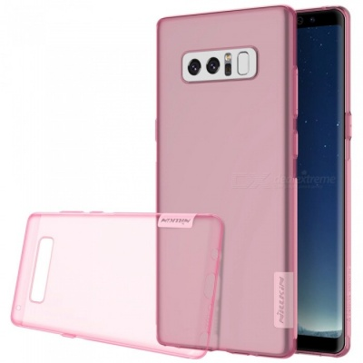 Nillkin Soft TPU Protectiv Cover Case for Samsung Galaxy Note 8 - Pink