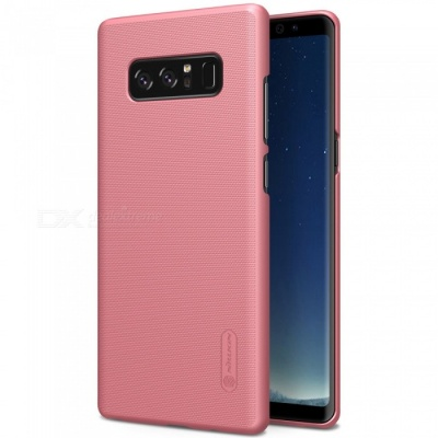 NILLKIN PC Hard Plastic Case for Samsung Galaxy Note 8 - Rose Gold