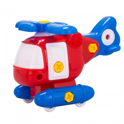 Assembled Helicopter Toy for Kids