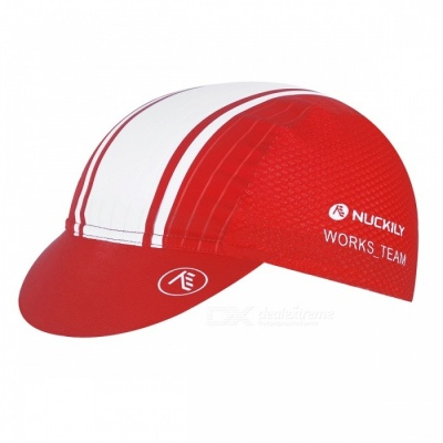NUCKILY Outdoor Sunproof Breathable Quick Dry Cap Hat - Red