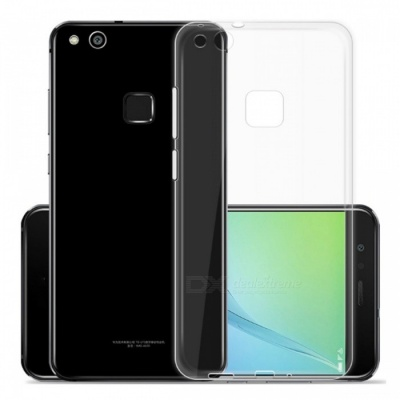 Naxtop TPU Ultra-thin Soft Case for Huawei P10 Lite - Transparent