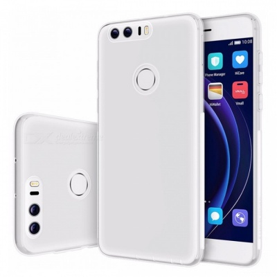 Naxtop TPU Ultra-thin Soft Case for Huawei Honor 8 - Transparent