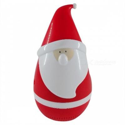 Mini Tumbler Santa Claus Carnival Bluetooth Speaker