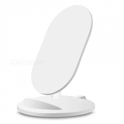 M8 Qi Wireless Charger for Samsung Note8 / S8+ / S8 / S7 Edge - White