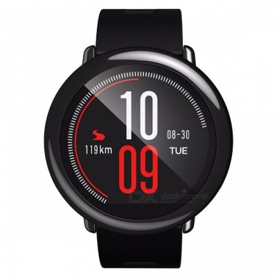 Xiaomi Huami AMAZFIT Pace Sports Smart Watch - Black (International Version)