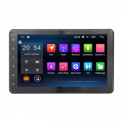 "Joyous J-3868N6.0  8"" HD 1024x600 Android 6.0.1 Car Radio Player"