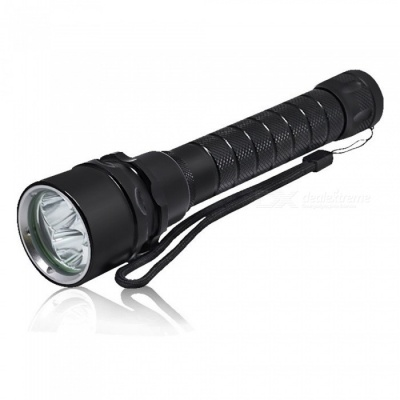 SPO T6 LED Ultrabright 3600lm Long Range Diving Flashlight
