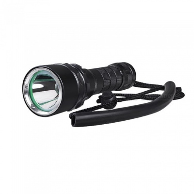 SPO Diving Flashlight 100 Meters Underwater Lighting Torch