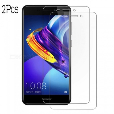 Naxtop Tempered Glass Screen Protector for Huawei Honor V9 Play - 2PCS
