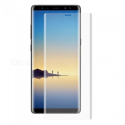 Hat-Prince 3D Full Screen Tempered Glass Protector 0.26mm 9H Film for Samsung Galaxy Note 8