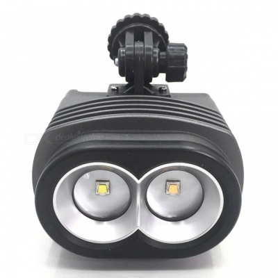 ZIFON ZF-2000 LED Shooting Lamp - Black (Battery Not Included)