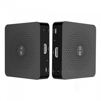Measy W2H 1080P HD Wireless HDMI Transmitter and Receiver - Black (EU Plug)