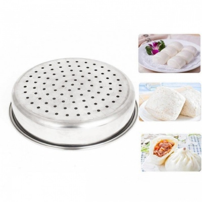 8.3 Inch Dia Round Stainless Steel Food Cooking Steamer Rack Cookware