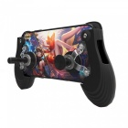 DIY Wireless Touch Gamepad Game Handle Joystick for Cell Phones - Black