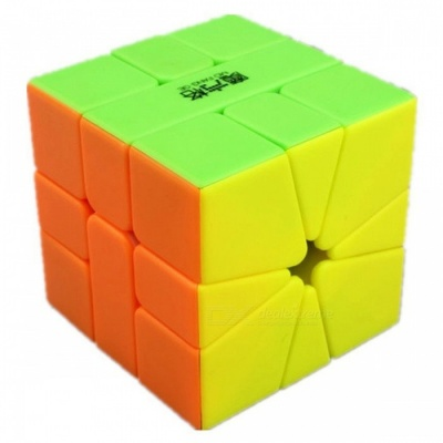 MoFangGe Square One Speed Cube Smooth Magic Cube Puzzles Toy - 57mm