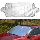 Car Auto Windshield Shade Sun Cover Anti Snow Frost Ice Shield Front Windscreen Cover Dust Protector - 150 x 70CM