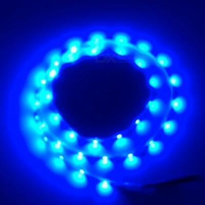 ZHAOYAO IP65 Waterproof  USB 5V 10W RGB 3528SMD-90CM/40LEDs LED Strip Light