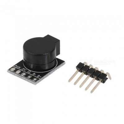 Matek Lost Model Beeper Flight Controller 5V Loud Buzzer with Built-in MCU for FPV Multicopter