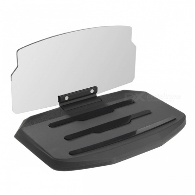 Universal Mobile Phone Car Holder Windscreen Projector 6.5 Inch HUD Head Up Display for IPHONE, Samsung, GPS