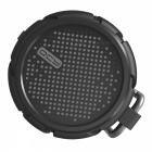 QCY BOX2 Outdoor IPX7 Waterproof Wireless Bluetooth Stereo Speaker - Black