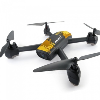 JJRC H55 TRACKER 2.4G 4CH Wi-Fi FPV RC Quadcopter with 720P Camera, GPS Positioning - Orange