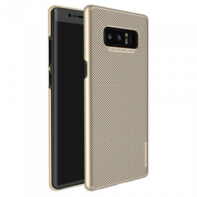 Nillkin Lightweight Protective Case for Samsung Galaxy Note 8 - Golden