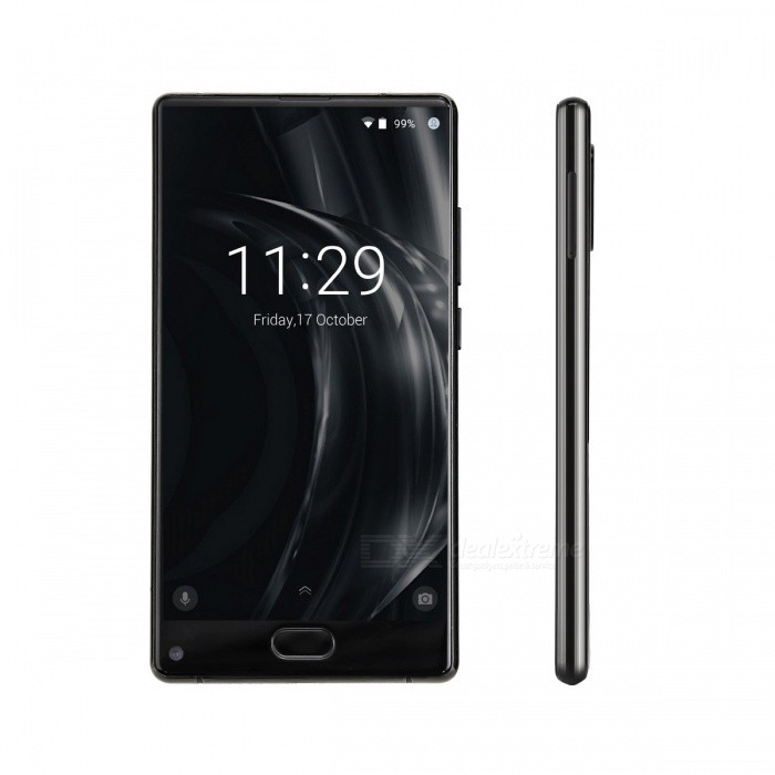 "DOOGEE MIX LITE 5.2"" Android 7.0 4G Phone w/ 2GB RAM, 16GB ROM - Black"