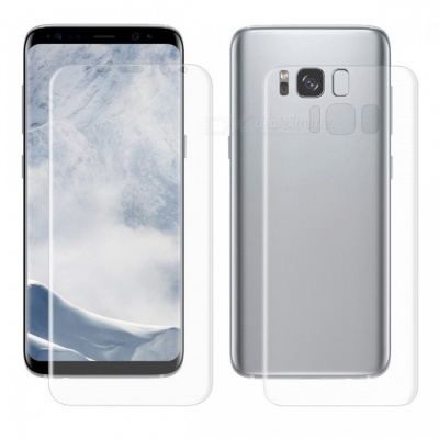 Hat-Prince Full Screen Guard Soft Film for Samsung Galaxy S8+ (2PCS)