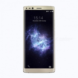 DOOGEE MIX2 Android 7.1 4G Phone w/ 6GB RAM, 64GB ROM - Golden