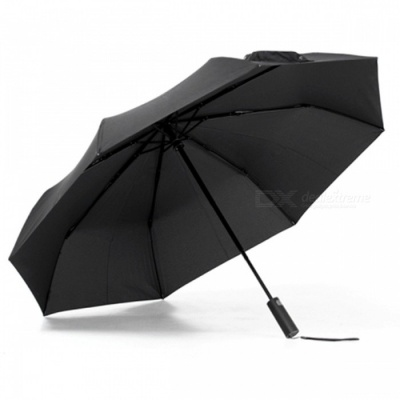 Xiaomi Mijia Automatic Folding Sunny Rainy Umbrella -black