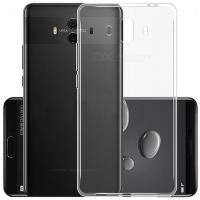 ASLING TPU Ultra-thin Soft Back Case for Huawei Mate 10